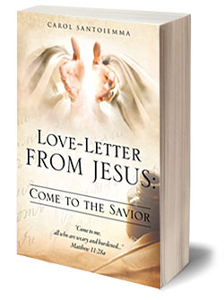 Love-Letter from Jesus: Come to the Savior