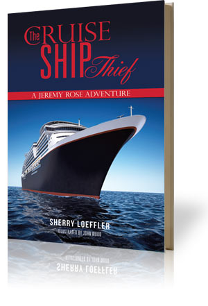 The Cruise Ship Thief, A Jeremy Rose Adventure